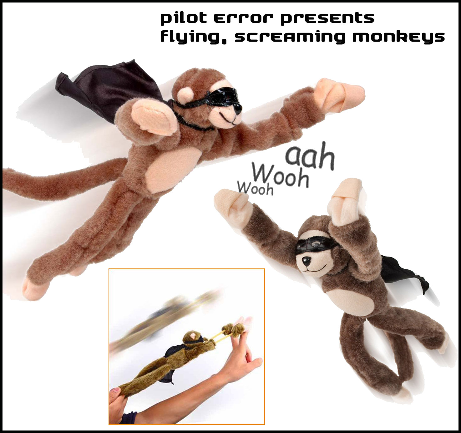 Pilot Error Flying Monkeys The Pilot Error Band Welcome To Our